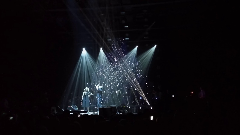 Гарик Сукачёв в Перми 6 марта 2020 песня Ночь концерт в ДС Молот