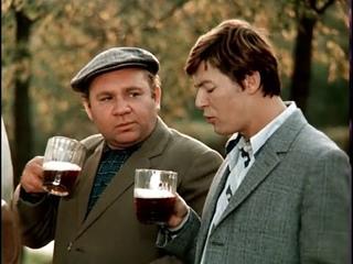 Большая перемена (1973) - Ещё по кружечке? (Семёныч, ты чё здесь?)