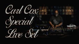Carl Cox: Special Live Set | Resident Advisor