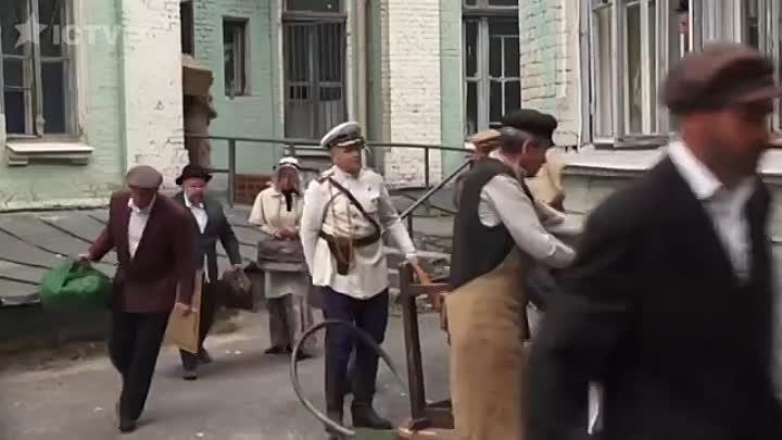 Иван Тертичный ЧЕРТ ДУШЕГУБ ВЕЛИКИЕ АВАНТЮРИСТЫ Криминальный сериал
