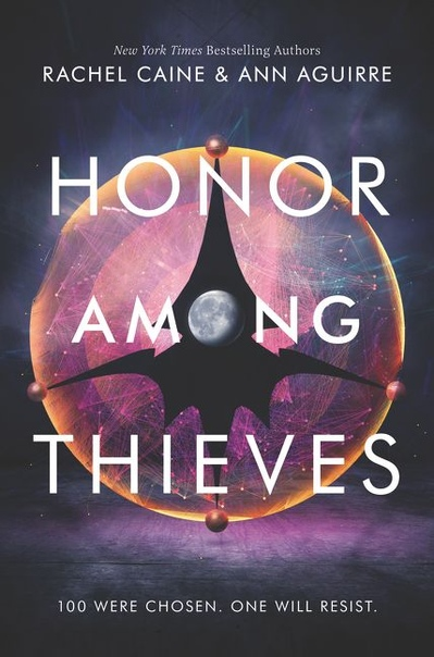 Rachel Caine - Honor Among Thieves (The Honors, #1)