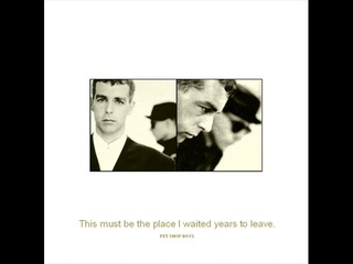 Pet Shop Boys - This Must Be The Place I Waited Years To Leave (Maximus Instrumental Version)