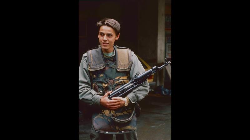 Quinze jours avec une section serbe pendant la guerre de Bosnie Herzégovine