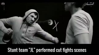 Snyder Cut's Original Fight Choreography (JL Stunt Team)