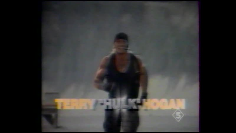 Thunder in Paradise Гром в раю 1x15 VHS 5 Glowamy
