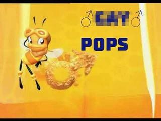 Реклама Miel pops ((Миль попс) ♂Right Version♂)