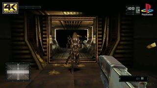 Игровой процесс Alien Resurrection