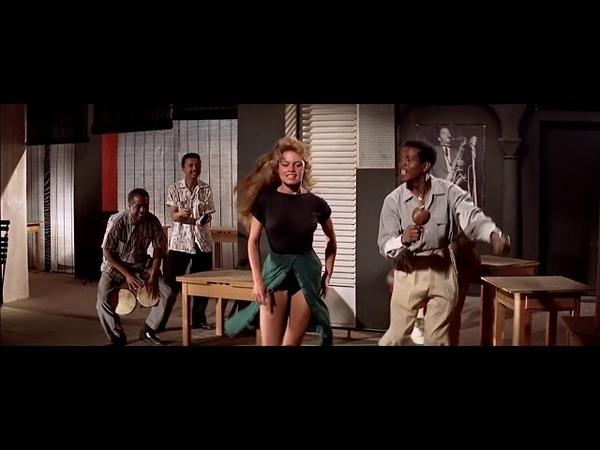 Et Dieu créa la Femme by Roger Vadim 1956 The Dance scene with Brigitte Bardot