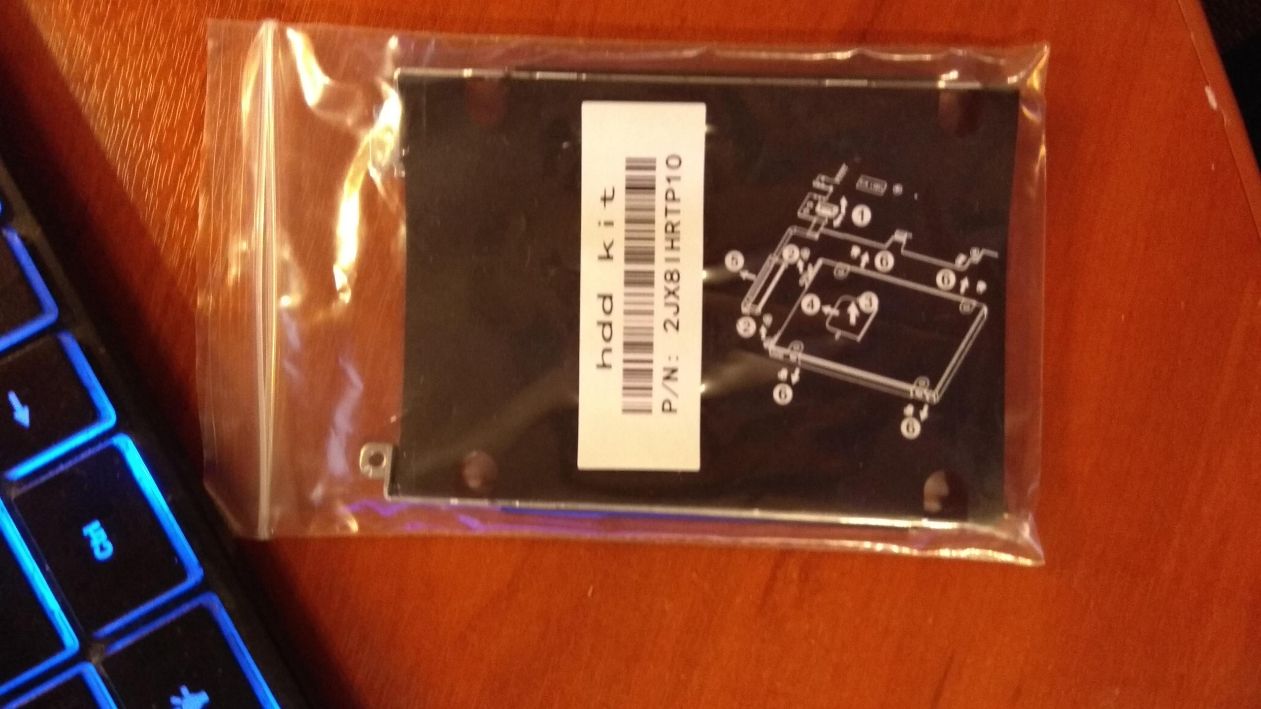 Набор для установки HDD