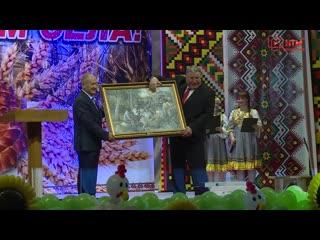 Агрофирма Октябрьская отметила день работника сельского хозяйства и перерабатывающей промышленности
