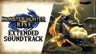 Thunder Serpent Narwa, Lady of Lightning — Monster Hunter RISE Extended Soundtrack OST モンスターハンターライズ