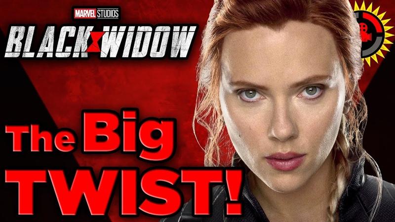 Film Theory Exposing Black Widows's Big Twist Black Widow Trailer смотреть онлайн без регистрации