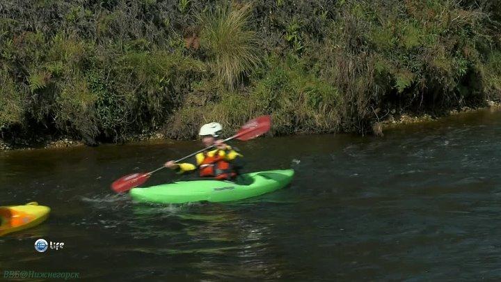BBC Экстремальное путешествие по реке со Стивом Бэкшаллом 1 серия Познавательный природа приключения 2016