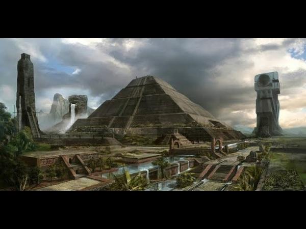National Geographic Пирамиды и падение великих Империй Документальный фильм National Geographic