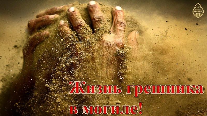 Жизнь грешника в могиле НОВИНКА