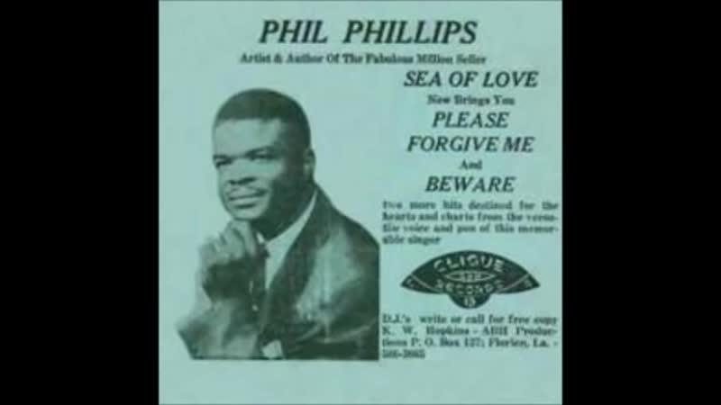 Phil Phillips Sea Of Love