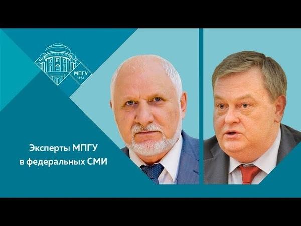 Е.Ю.Спицын против С.С.Сулакшина на радио Аврора. Короче Склифосовский