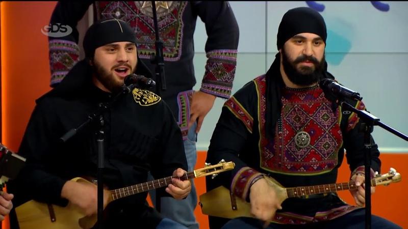 Группа Бани Чеченская песня Малика