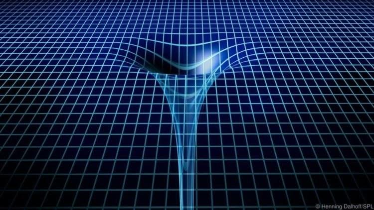 Что будет, если упасть в чёрную дыру?