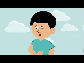 Ролик Минздрава РФ о профилактике COVID-19 у детей