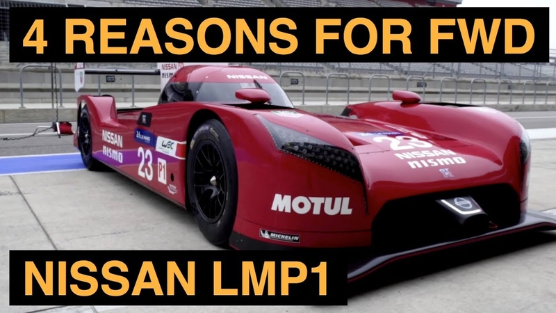 Nissan GTR LM Nismo - 4 Reasons Why Its FWD Front Engine