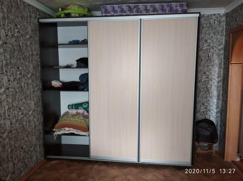 Купить шкаф купе в отличном состоянии | Объявления Орска и Новотроицка №11007