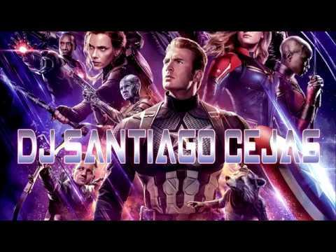 El Cuarteto de los Avengers - Dj Santiago Cejas