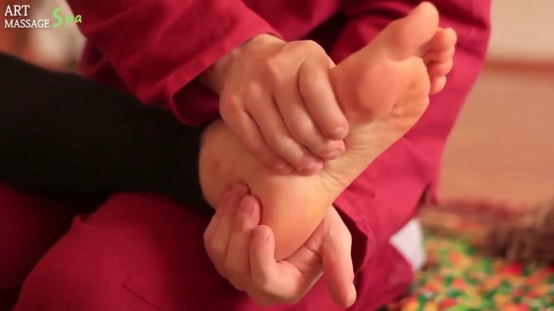 Тайский массаж Съемка 2014 года 1 часть
