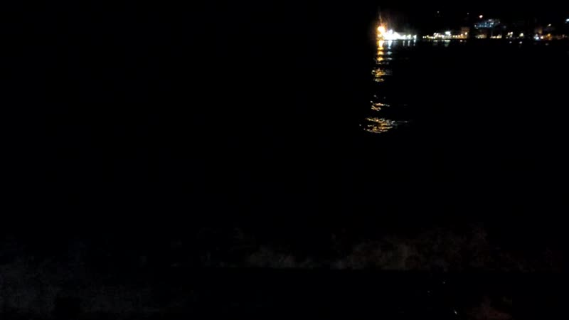 Ночная Адриатика