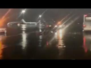 Авария в Пулково