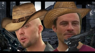 Фермеры против зомби HUNT SHOWDOWN