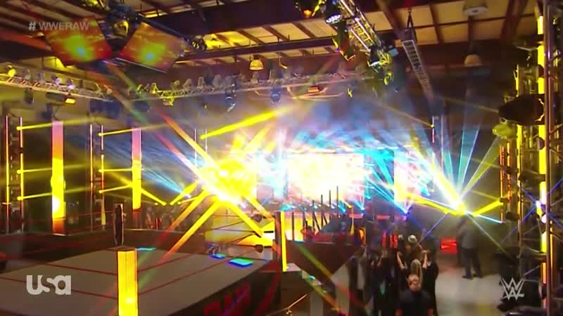 Seth Rollins vs Alister Black WWE Raw 6120