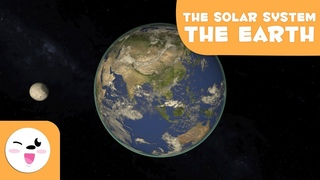 The Planet Earth - The Solar System 3D animation for kids