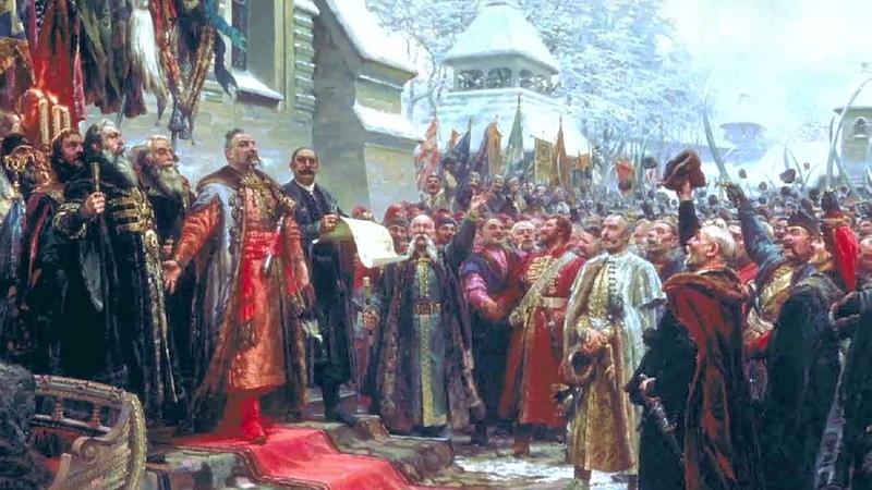 Видеокалендарь Шаги Истории Выпуск №5 13 19 января