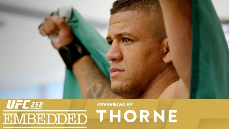 UFC 258 Embedded Vlog Series Episode 4