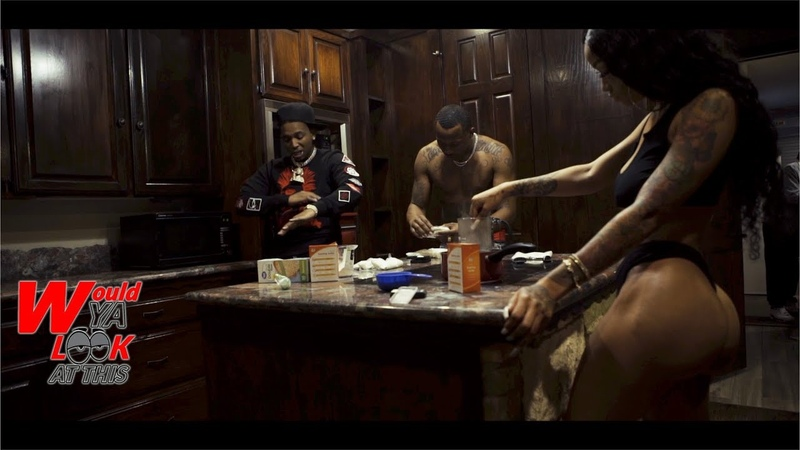 Noonie Ft. TrapBoy Freddy - Trap House (Shot By @HalfpintFilmz)