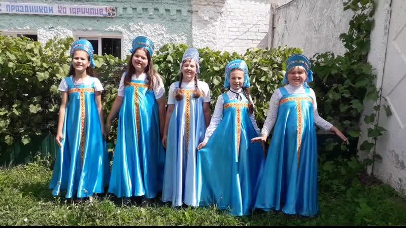 Вокальный ансамбль «До-ми- соль-ка» - «Счастье русской земли»