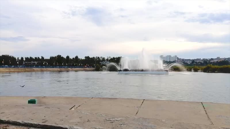 Видео снятое на смартфон Huawei STK-LX1