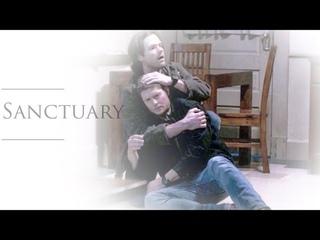 Sam and Dean | Sanctuary