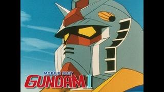 Mobile Suit Gundam MOVIE-Mobile Suit Gundam Ⅰ (EN,CN,HK,TW,KR,FR,DE Sub)