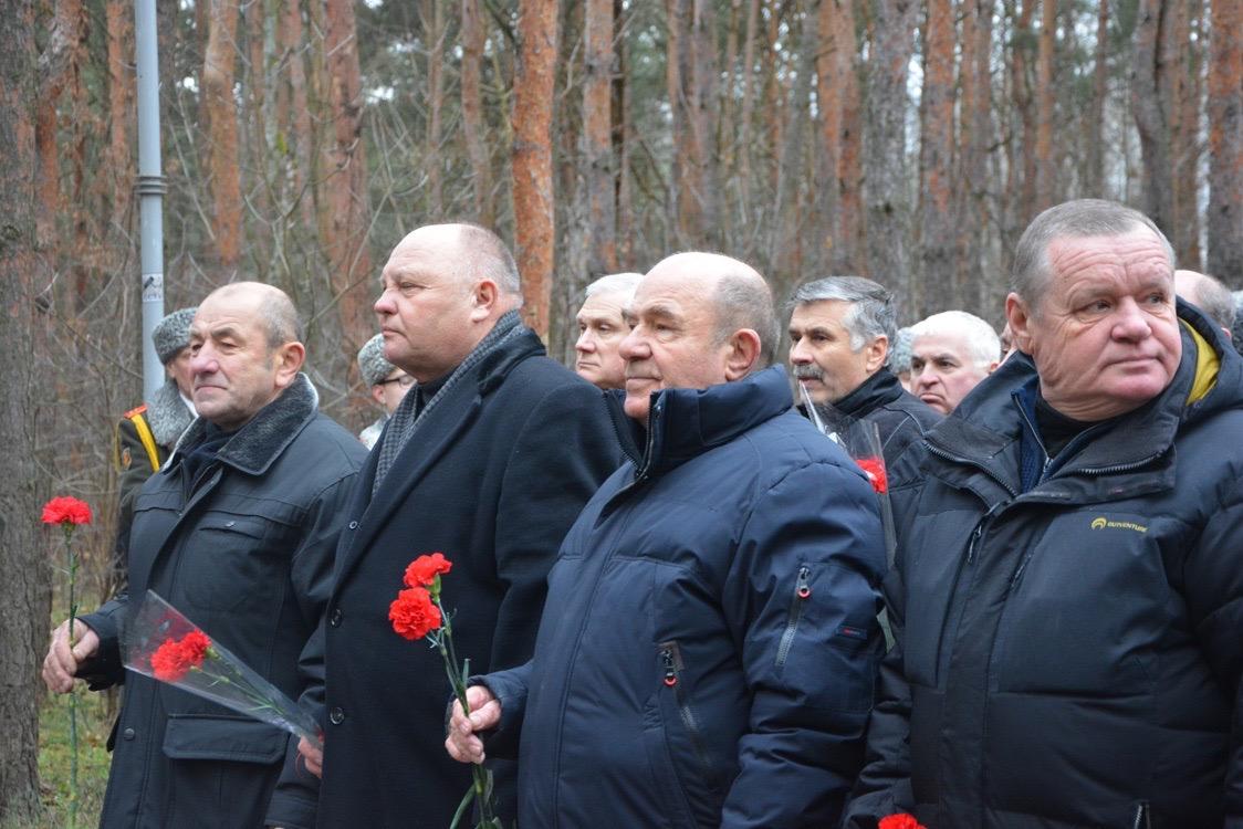 Митинг, посвященный Дню памяти воинов-интернационалистов, состоялся в Бресте