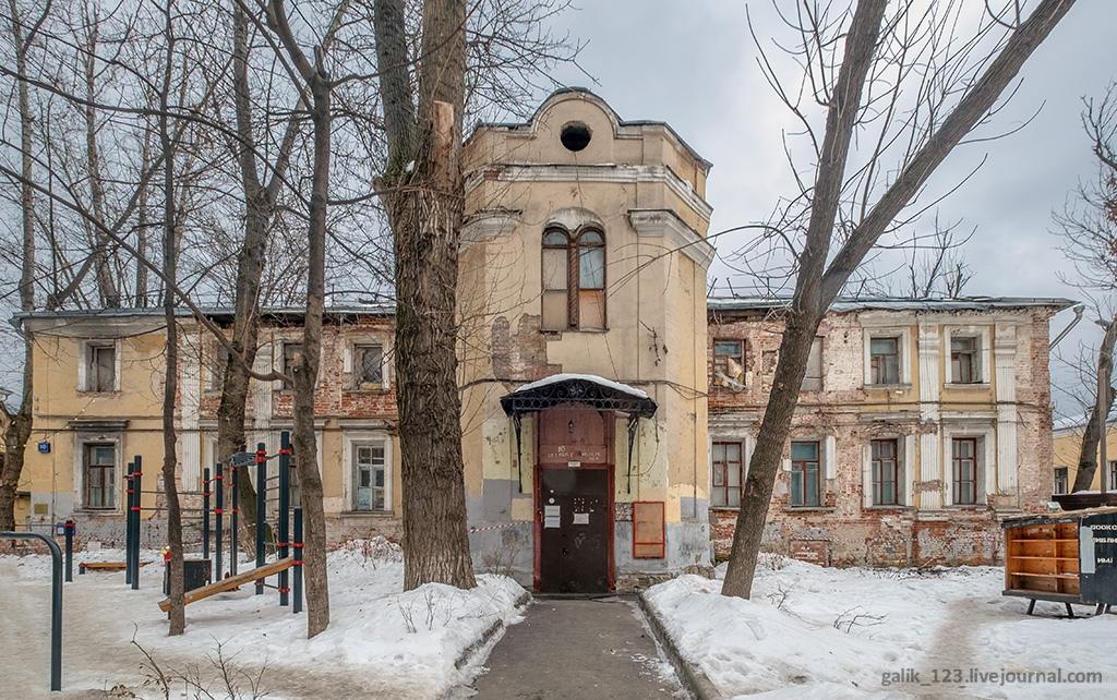Самые старые здания Москвы, изображение №6