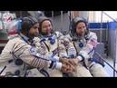 У экипажей МКС 61 62 ЭП 19 продолжаются экзаменационные комплексные тренировки