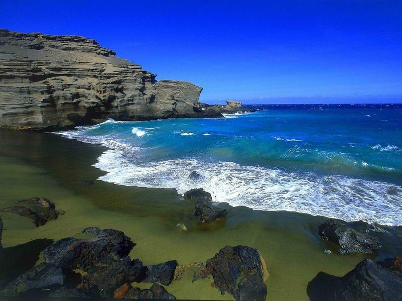5 самых странных пляжей. Часть 1, изображение №1
