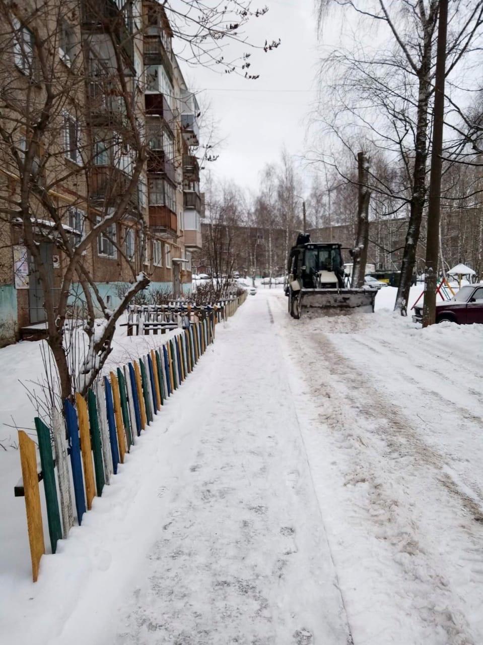 Улица Монтажников дом 30 механизированная уборка
