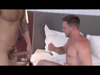 Hans Berlin and Jonathan Agassi gay porn