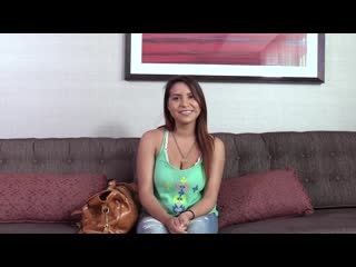 Backroom Casting Couch - Sarah