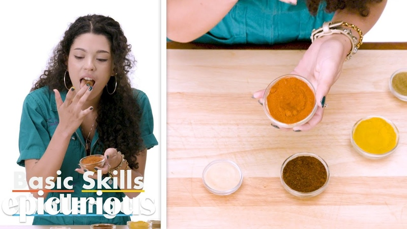 50 People Try to Identify 6 Spices | Epicurious