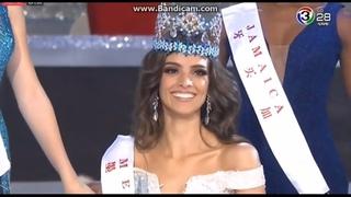 MISS MÉXICO Vanessa Ponce de León gana el MISS MUNDO 018