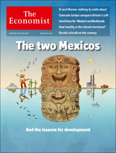 The Economist - 19 September - 25 September 2015
